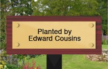 Planted By
