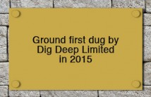 Ground First Dug By